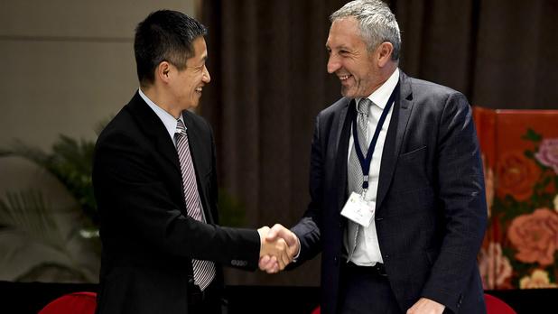 Des agents du renseignement chinois pourraient être présents à Liège Airport via Alibaba