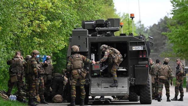 Jürgen Conings, le militaire en cavale, demeure introuvable