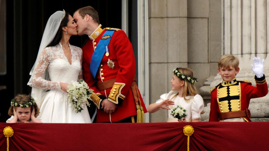 Kate et William: retour sur 10 ans de mariage en 10 moments clés (en images)