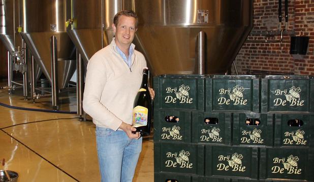 Brouwerij De Bie uit Wakken breidt uit van 1 naar 3 miljoen flesjes door internationaal succes