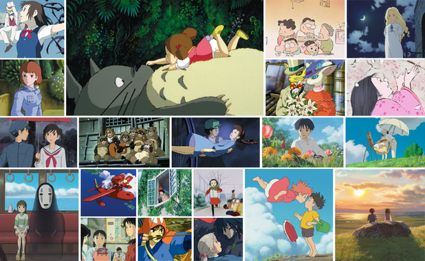 L'intégralité des films du Studio Ghibli débarque sur Netflix