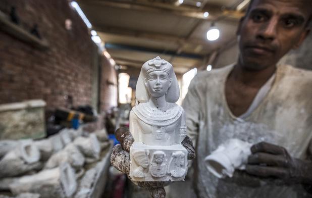 Les souvenirs Made in Egypt gagnent en qualité, en attendant les touristes