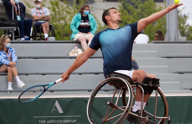 Wimbledon: Triomphe du Belge Joachim Gérard à Wimbledon, vainqueur de son 2e Grand Chelem