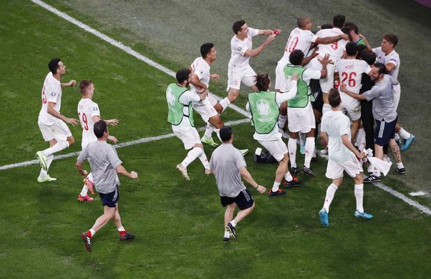 EURO 2021: L'Espagne bat la Suisse aux tirs au but, et attend le vainqueur de Belgique-Italie en demie