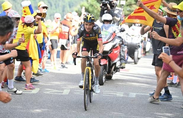 Tour de France: Sepp Kuss en solitaire, Pogacar a contrôlé ses adversaires, Martin perd sa 2e place