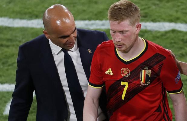 Martinez, De Bruyne, Courtois: les réactions des Diables après la défaite face à l'Italie
