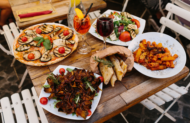 Best of des restaurants italiens: les adresses recommandées par les célébrités belgo-italiennes