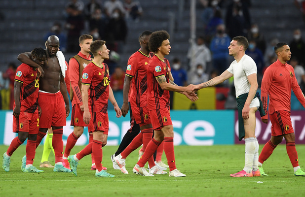 EURO 2021: La Belgique, battue par le collectif italien, prend la porte en quarts de finale