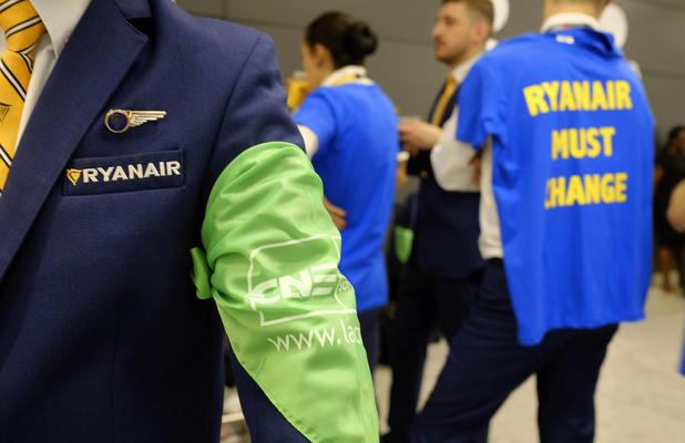 Ryanair et Crewlink Ltd condamnés à payer des indemnités à des anciens employés