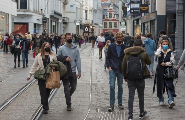 Covid: Bruxelles repasse en rouge sur la carte européenne