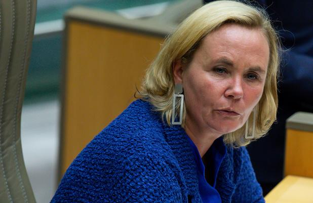 """Liesbeth Homans dénonce les """"faiblesses"""" de la Belgique"""