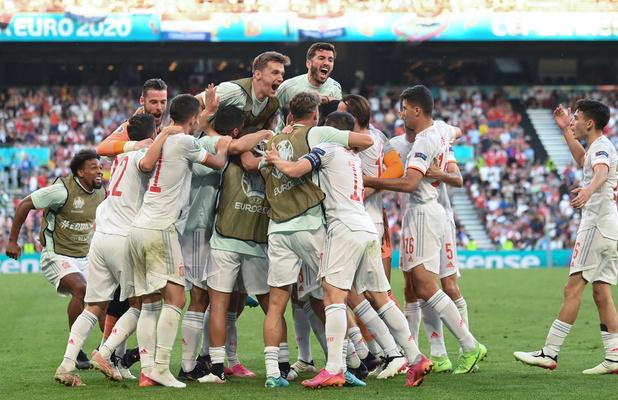 EURO 2021: L'Espagne vient à bout de la Croatie en 8e de finale après un match à rebondissements
