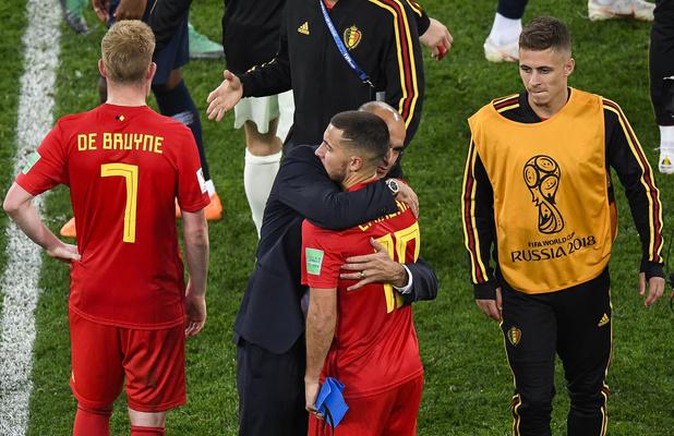EURO 2021: Hazard et De Bruyne joueront-ils contre l'Italie? Martinez se décidera à la dernière minute