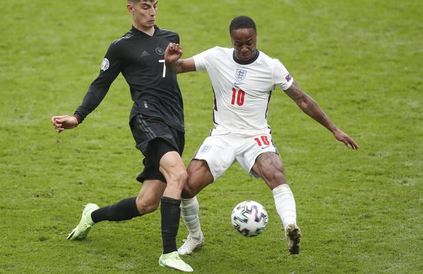 EURO 2021: L'Angleterre sort Allemagne et rejoint les quarts