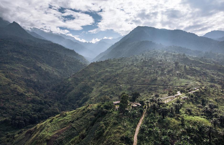 """""""Virunga Origins chocolates"""": Une chocolaterie au coeur du Congo (en images)"""