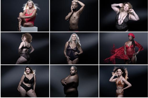 Les mannequins hors normes, activistes du body positive