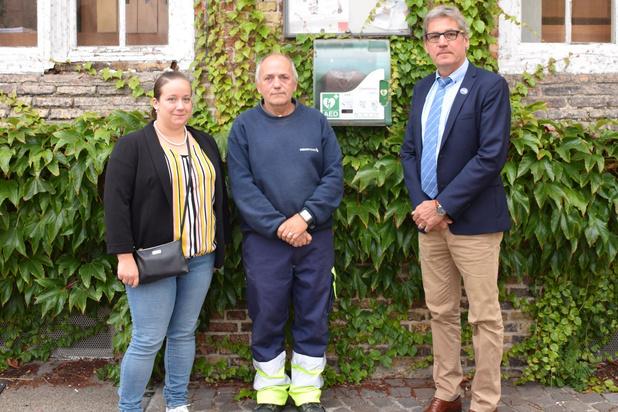 Externe defibrilator redt leven van vrouuw (84) in Nieuwpoort