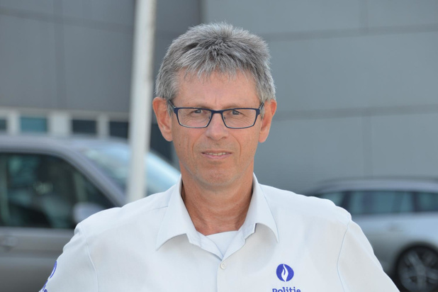 Commissaris Alain Van Acker aan het hoofd van Het Houtsche