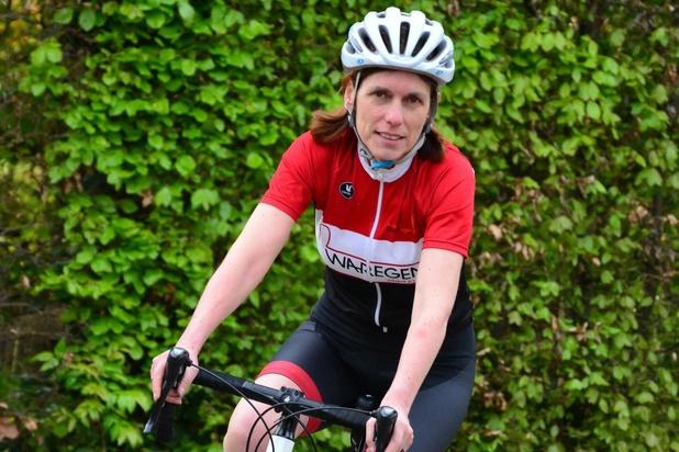 """Waregemse Katleen Gobbin fietst voor vijfde keer mee tegen kanker: """"Kanker plots heel dichtbij"""""""