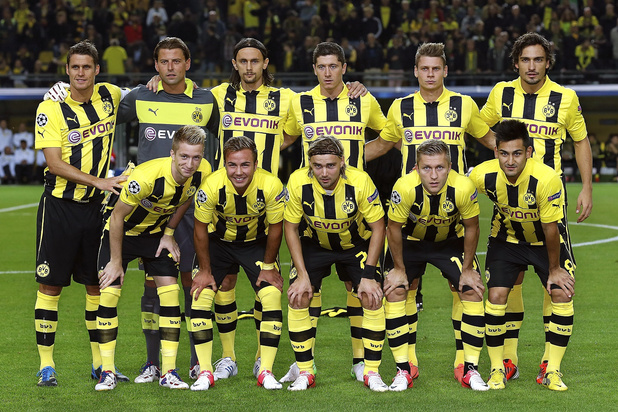 Que sont-ils devenus: Borussia Dortmund 2012-2013
