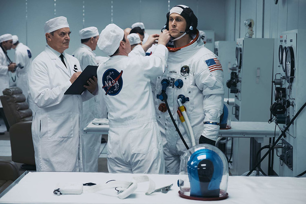 À vous Simone 3/6: Ryan Gosling et les filles de l'espace