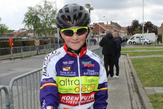 Bengt Van Parys is op de goede weg