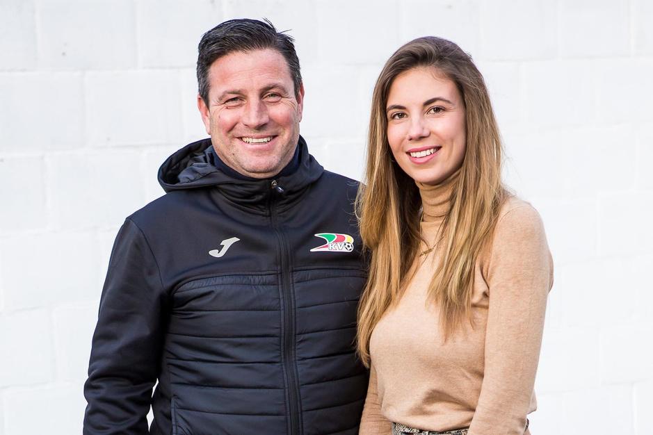 """Jordi Lemiengre nieuw T2 KVK: """"Voor leuke adresjes in Kortrijk moet ik bij mijn dochter zijn"""""""