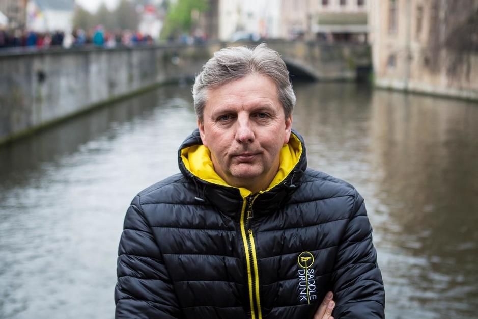"""Renaat Schotte: """"De Ronde in Brugge, dat was puur genieten"""""""