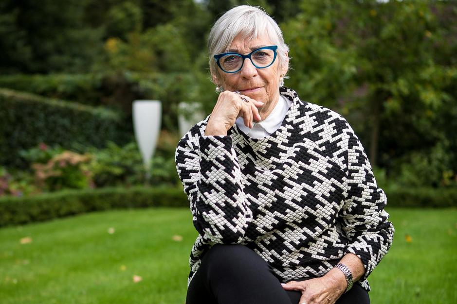 """De beste buur(t)vrouw: Marie-Jeanne Pierins: Ik geloof dat er na de dood nog iets is"""""""