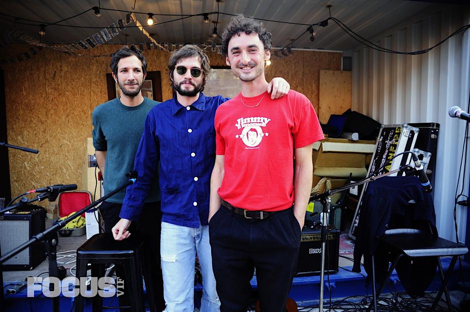 En images: Great Mountain Fire, derniers invités de notre Focus Music Box