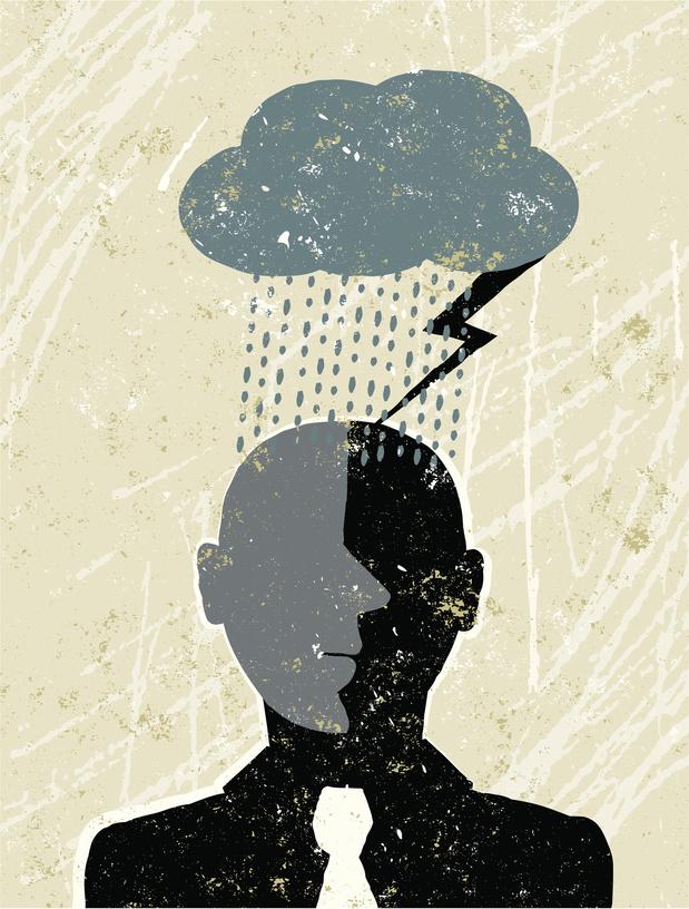 Angst en depressieve stoornissen nemen toe door coronacrisis