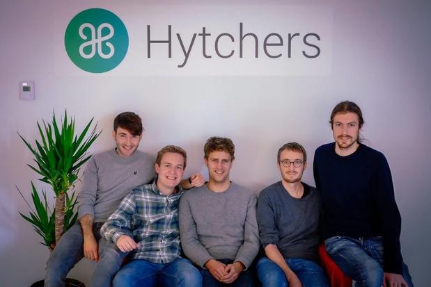 Hytchers, une application révolutionnaire made in VentureLab
