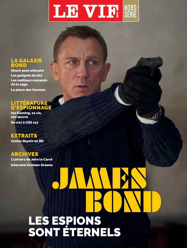 James Bond: les espions sont éternels
