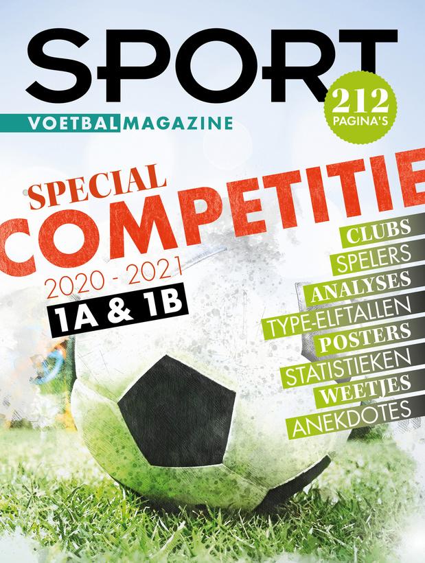 Sport/Voetbalmagazine is terug!