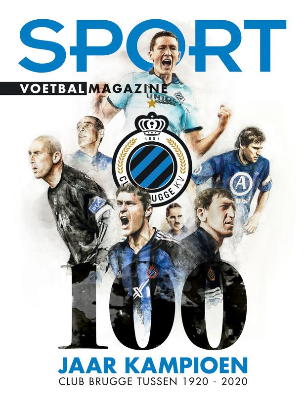 Club Brugge, 100 jaar kampioen