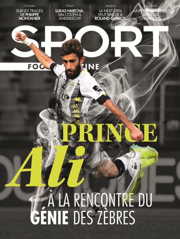 Au menu de Sport/Foot Magazine: Gholizadeh, Nmecha et Montanier