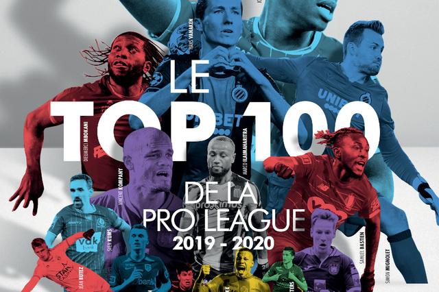 Le top 100 de la Pro League (100-76)