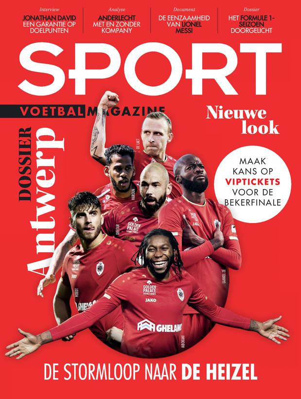 'Sport/Voetbalmagazine oogt meer dan ooit als een modern nieuwsmagazine'