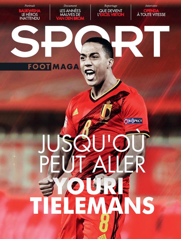 Au menu de Sport/Foot Magazine: Tielemans, Balikwisha et Openda