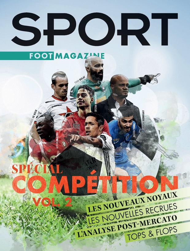 Au menu de Sport/Foot Mag: la D1A post-mercato, Doku et la pénurie de 9 chez les Diables