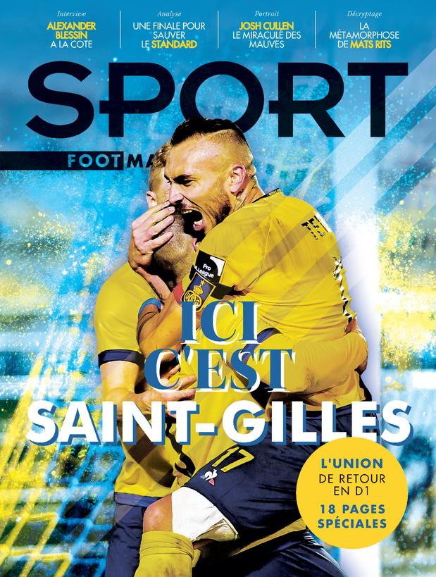Au menu de Sport/Foot Magazine: l'Union qui sourit, Amallah et Blessin aussi