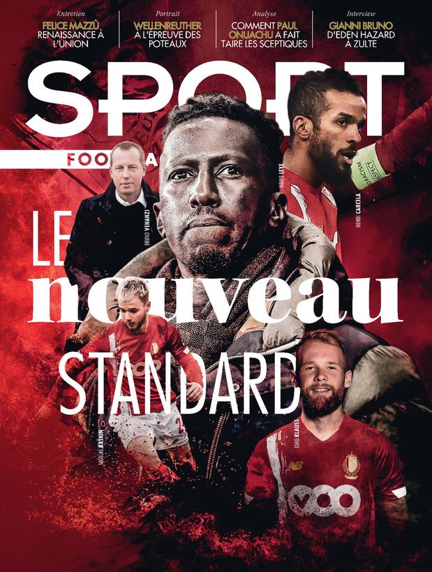 Au menu de Sport/Foot Magazine: le nouveau Standard, Mazzù et Onuachu