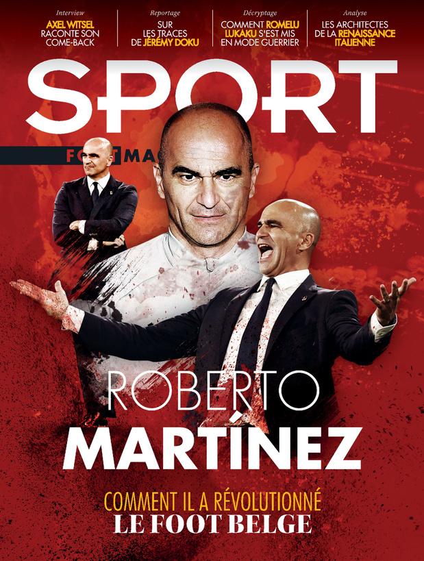 Au menu de Sport/Foot Magazine: la révolution Martínez et entretien avec Witsel