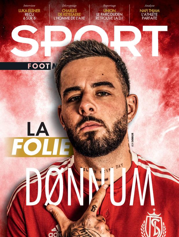 Au menu de Sport/Foot Magazine: la folie Donnum et Nafi Thiam l'athlète parfaite