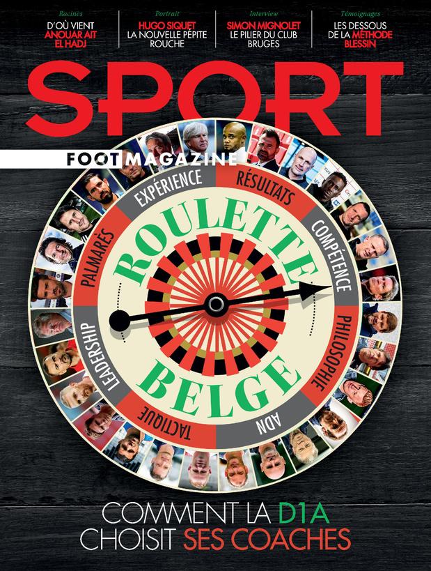 Au menu de Sport/Foot Magazine: comment la D1A recrute ses coaches, Hugo Siquet, Ait El Hadj