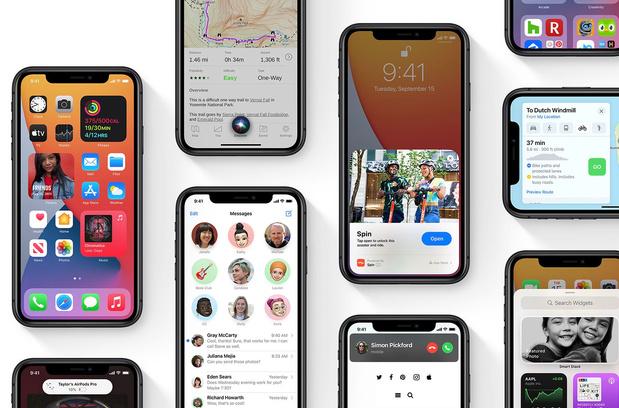 Apple déploie iOS et iPadOS 14.6: en voici les nouveautés