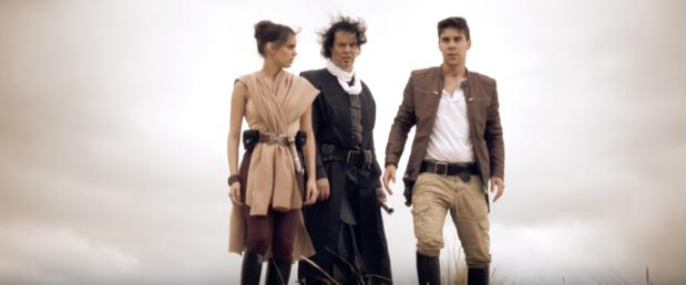 Un Star Wars belge dans les salles en mai 2020