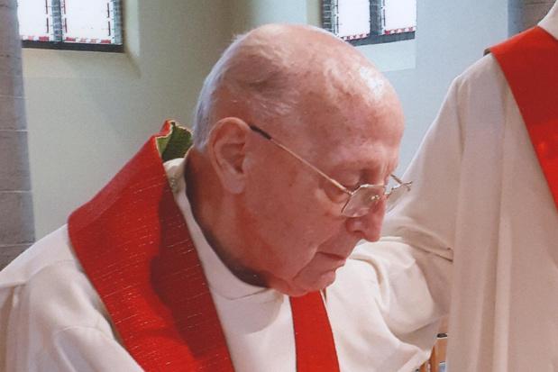 Pastoor Gilbert Dhondt overleden