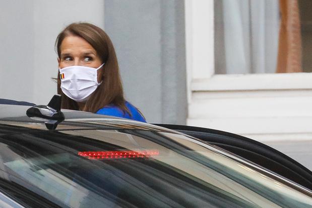 Contacts sociaux, masque, baromètre de l'épidémie: les dernières mesures annoncées par le CNS