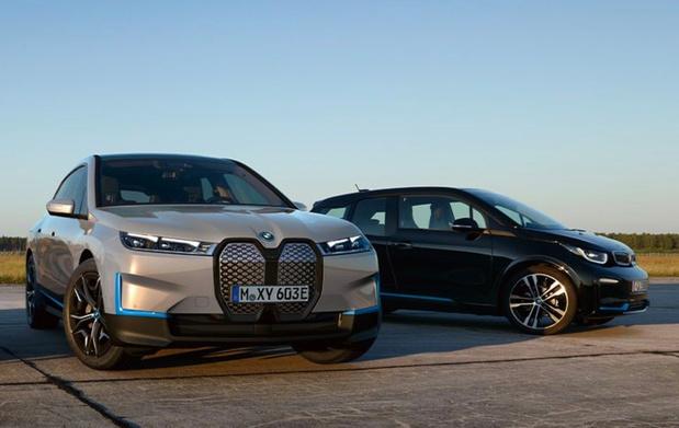 BMW veut construire beaucoup plus de voitures électriques